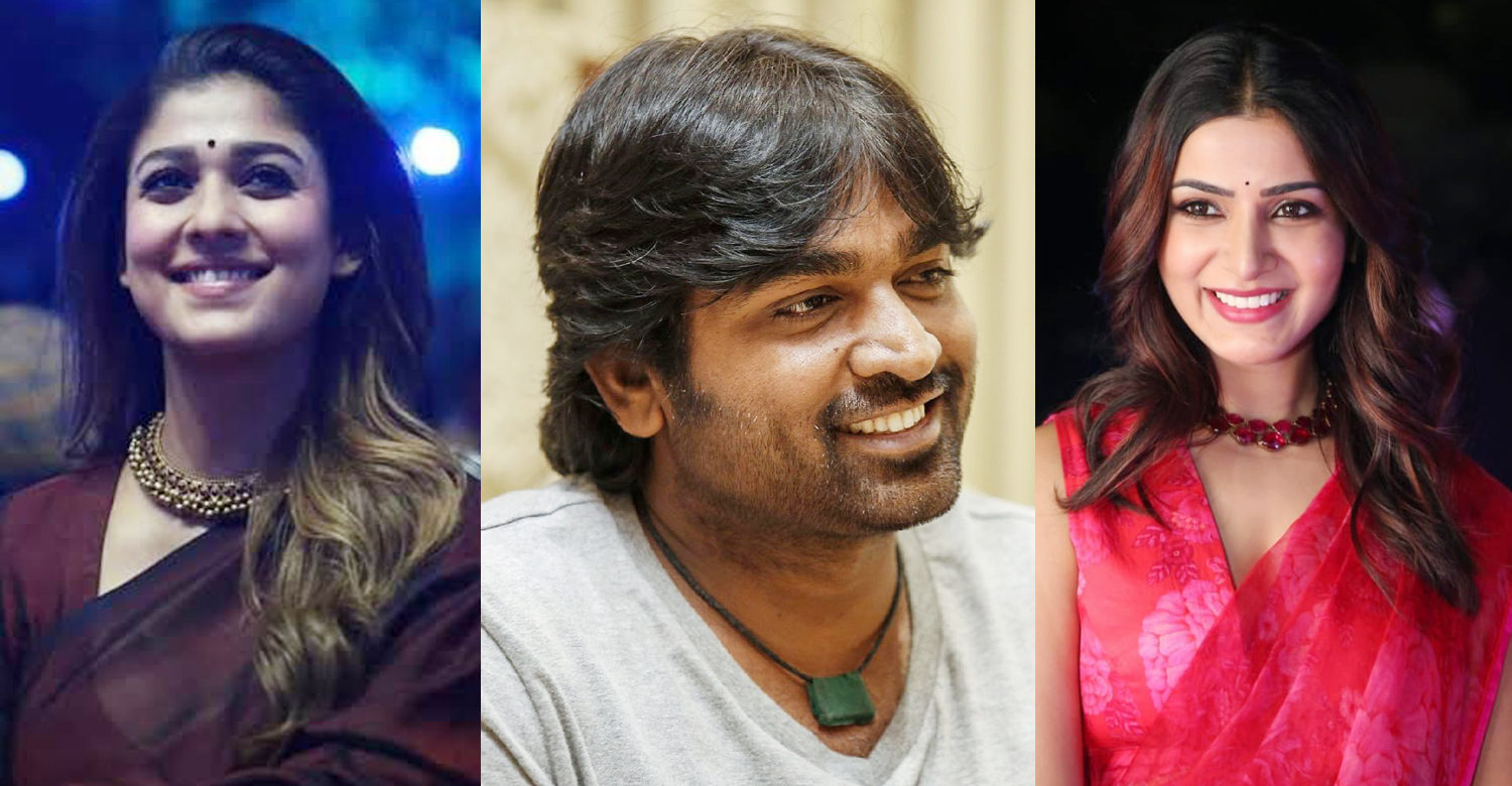 Vijay Sethupathi,Samantha,Nayanthara,Kaathuvaakula Rendu Kadhal,Vignesh Shivan,latest tamil cinema news,new kollywood cinema