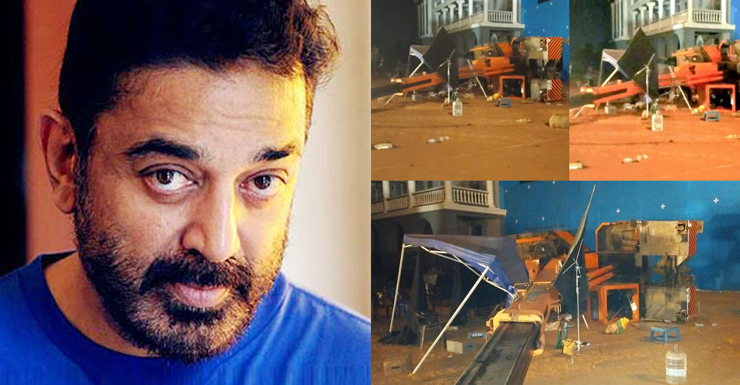 Kamal Haasan,Kamal Haasan latest news,indian 2 accident,indian 2,Kamal Haasan latest updates,tamil film industry,latest tamil cinema news,kollywood film news