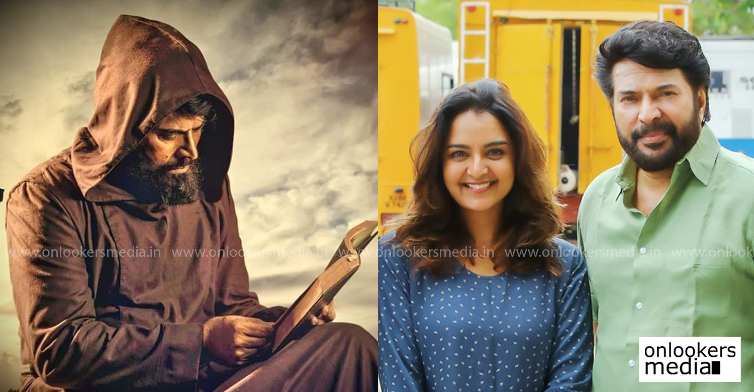 The Priest,mammootty,manju warrier,manju warrier joins The Priest,manju warrier mammootty movie,manju warrier latest news,manju warrier in mammootty movie,mmmootty's the priest updates,latest malayalam cinema news,malayalam film,mollywood cinema