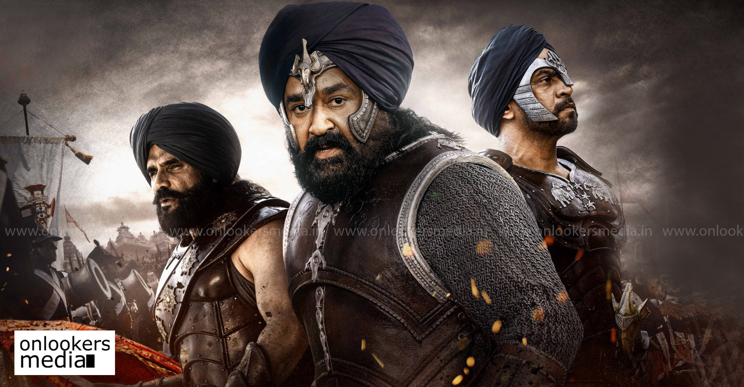 Marakkar Arabikadalinte Simham,Marakkar Arabikadalinte Simham poster,mohanlal,priyadarshan,Marakkar Arabikadalinte Simham movie stills,Arjun Sarja and Suniel Shetty,Arjun Sarja in marakkar,suniel shetty in marakkar,marakkar film news,mohanlal big budget malayalam cinema,latest malayalam cinema news,new mollywood film news