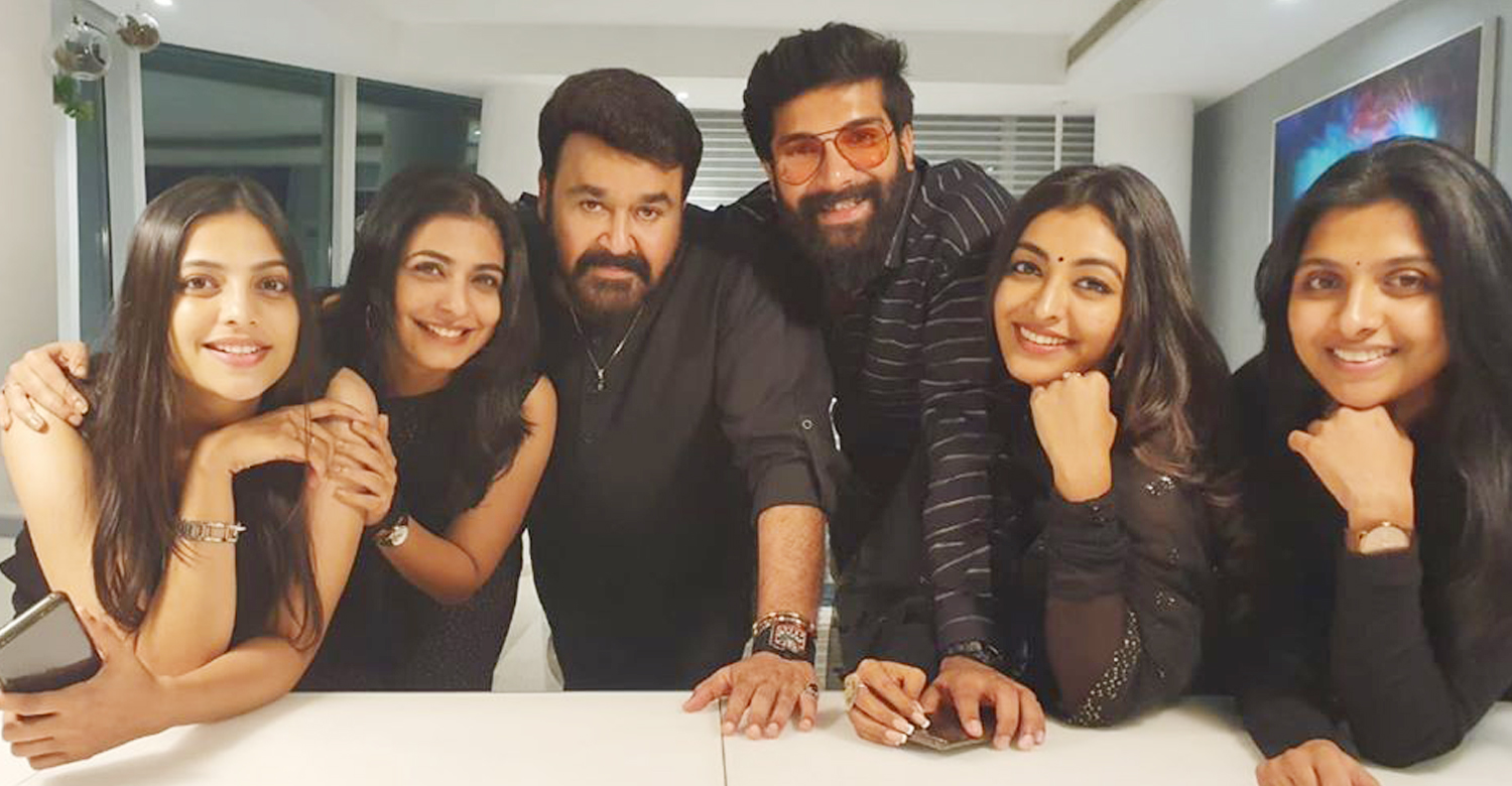 prithviraj sukumaran,mohanlal.ram movie,Chandhunadh G,Leona Lishoy,Durga Krishna,ram movie latest news,prithviraj sukuamran latest news,mohanlal's latest news,actor prithviraj latest images,mohanlal latest images,actor prithviraj with ram team,actor prithviraj mohanlal ram movie