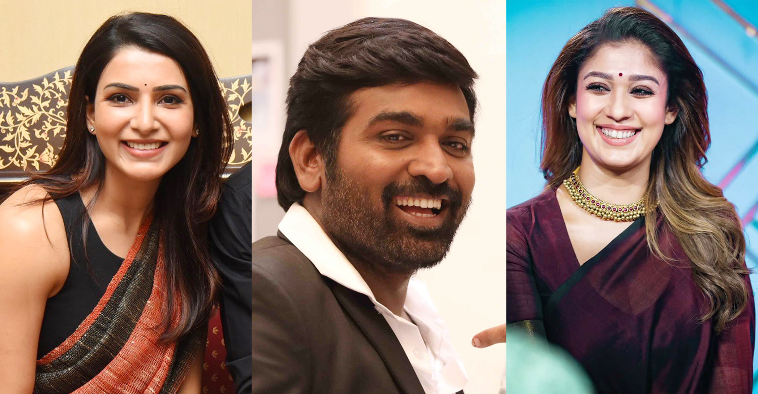 Vijay Sethupathi, Nayanthara,Samantha,Vignesh Shivan,Kaathuvaakula Rendu Kadhal,latest tamil cinema news,tamil love story movie,makkal selvan,vijay sethupathi latest news,nayanthara latest news,samantha latest news