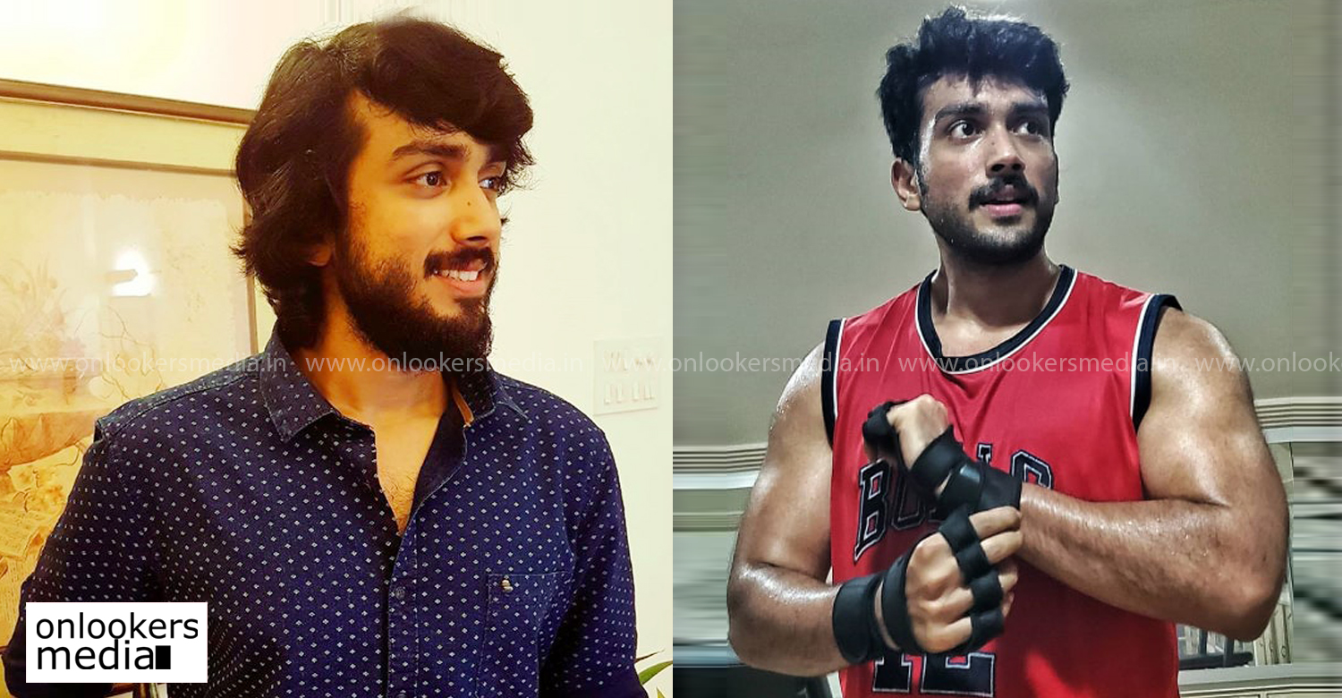 kalidas jayaram,kalidas jayaram new look images,kalidas jayaram physical transformation stills,kalidas jayaram body images,actor kalidas jayaram latest news,malayalam actors physical transformation images,malayalam news,malayalam actors latest news