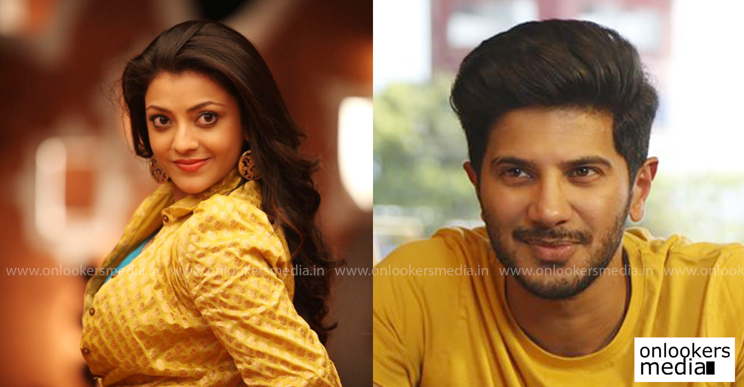 dulquer salmaan,dulquer salmaan next tamil film,dulquer salmaan new tamil film,dance choreographer Brindadance choreographer Brinda master movie,dulquer salmaan brinda movie,Kajal Aggarwal,Kajal Aggarwal Dulquer Salmaan Movie,new tamil cinema,kollywood film,latest south indian film news,latest tamil cinema news,dulquer salmaan brinda master movie latest reports