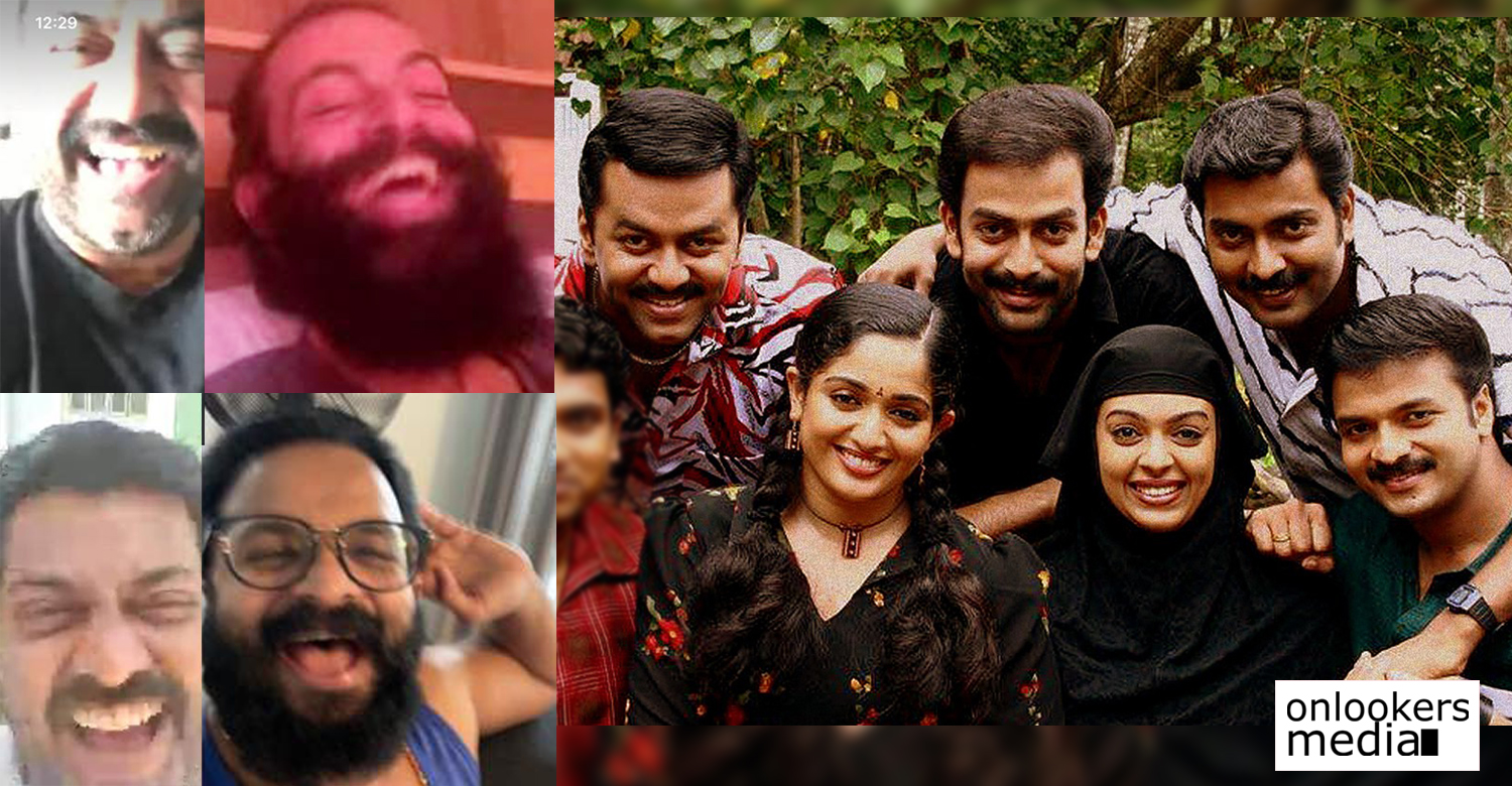 jayasurya,indrajith,prithviraj,naren,malayalam actors quarantine,latest malayalam news,malayalam film news,mollywood news,malayalam celebrities news