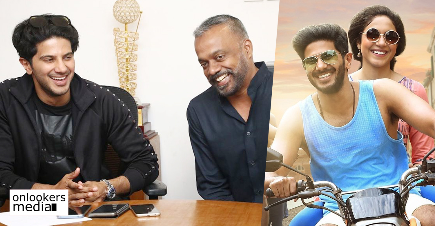 Kannum Kannum Kollaiyadithaal,gautham menon,dulquer salmaan,Kannum Kannum Kollaiyadithaal latest news,gautham menon latest news,dulquer salmaan latest news,Kannum Kannum Kollaiyadithaal hindi remake