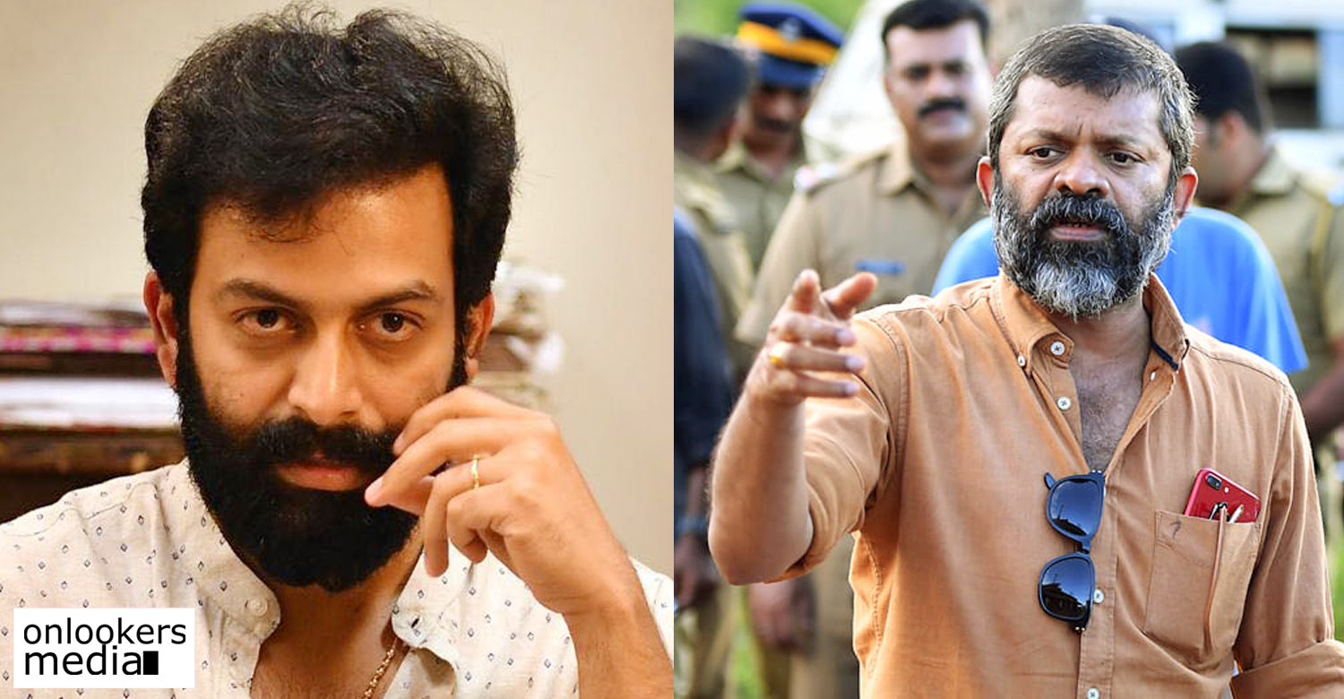 prithviraj sukumaran,director writer sachy,Jayan Nambiar,actor prithviraj latest news,prithviraj sukumaran upcoming film,director sachy latest news,prithviraj sachy new film,latest malayalam film news,malayalam cinema news,latest malayalam news