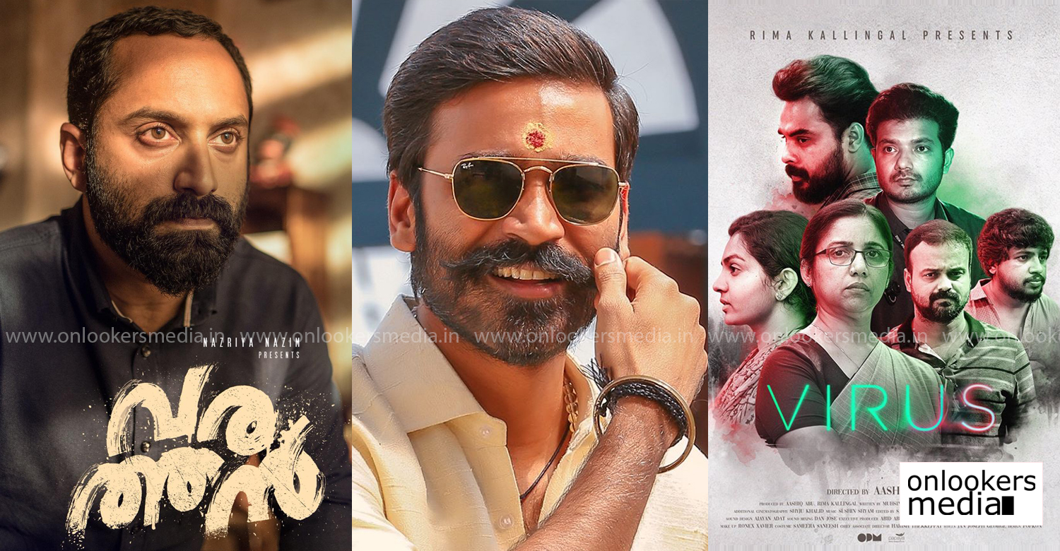 actor Dhanush,actor Dhanush latest news,D 43,dhanush 43,dhanush 43 script writer,Karthick Naren,Karthick Naren Dhanush Movie Latest Reports,Varathan, Virus writers Suhas-Sharfu,Varathan Virus writers Suhas-Sharfu dhanush 43,latest tamil film news,varathan,virus movie script writer