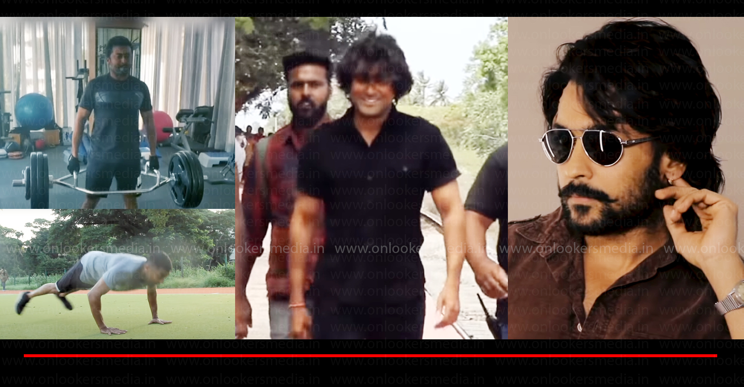 Soorarai Pottru,Soorarai Pottru making video,suriya,suriya in Soorarai Pottru,suriya new look Soorarai Pottru,suriya workout Soorarai Pottru,Soorarai Pottru latest news,suriya makeover Soorarai Pottru,new tamil news,latest kollywood film news,sudha kongara