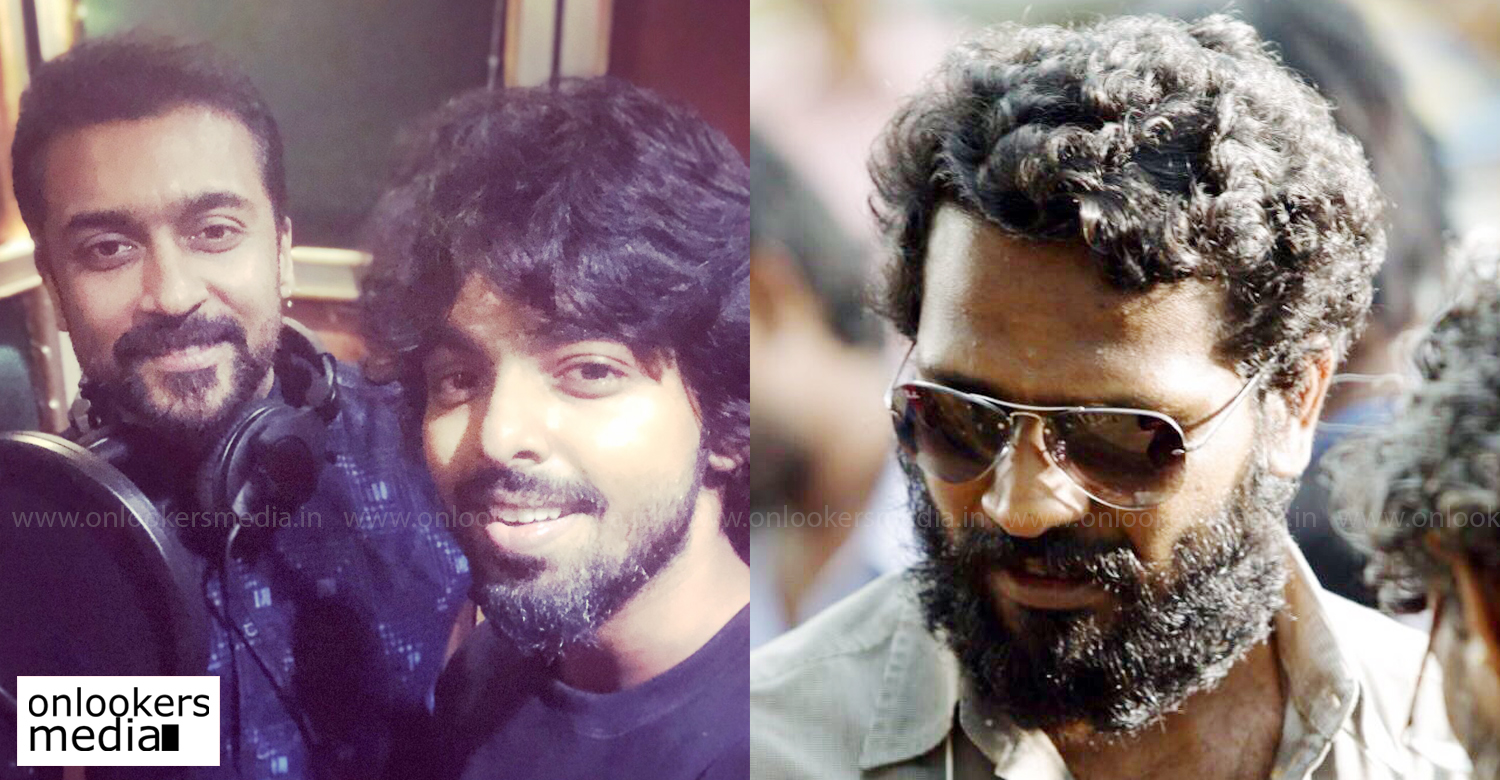Vaadivaasal,suriya,vetrimaaran,gv prakash kumar,music composer gv prakash kumar,gv prakash kumar about Vaadivaasal,suriya vetrimaaran Vaadivaasal latest reports,suriya upcoming film Vaadivaasal latest news,vetrimaaran's Vaadivaasal latest news,suriya vetrimaaran film news,suriya's Vaadivaasal music director,Vaadivaasal music director,tamil film news,kollywood film news,latest tamil news;