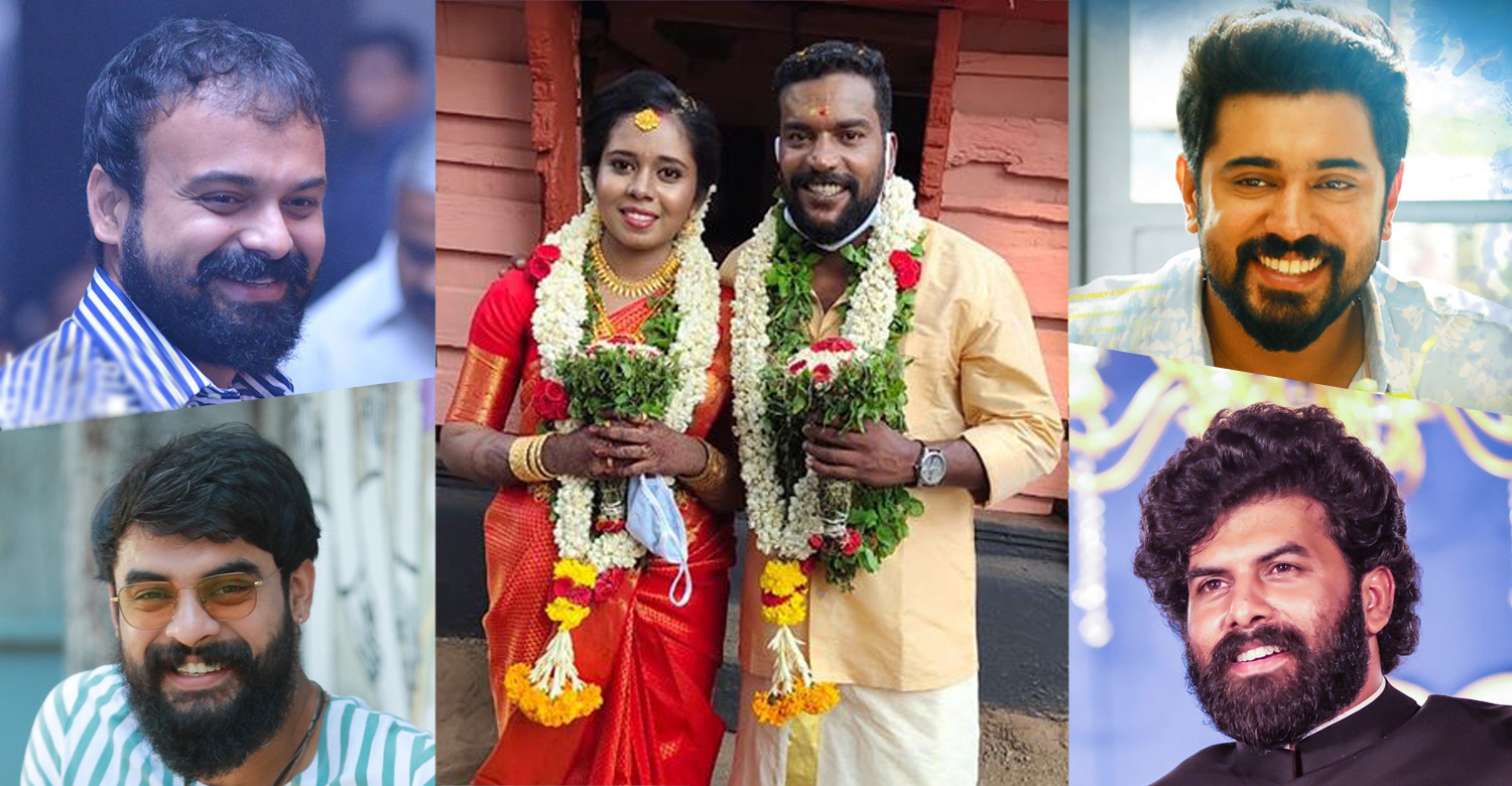 Manikandan Achari,Manikandan Achari wedding,actor Manikandan Achari latest news,malayalam actor Manikandan Achari wedding,malayalam film industry,Nivin Pauly, Kunchacko Boban, Tovino Thomas, Aju Varghese, Sunny Wayne, Hareesh Kanaran,malayalam news,mollywood film news