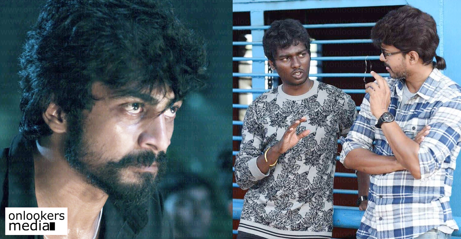 director atlee,kaithi fame arjun das,kaithi villain arjun das,director atlee latest news,andhagaaram,tamil actor arjun das latest news,kaithi actor arjun das new film,atlee producing film,Andhaghaaram movie,Andhaghaaram arjun das film,latest tamil film news,tamil cinema,kollywood film news
