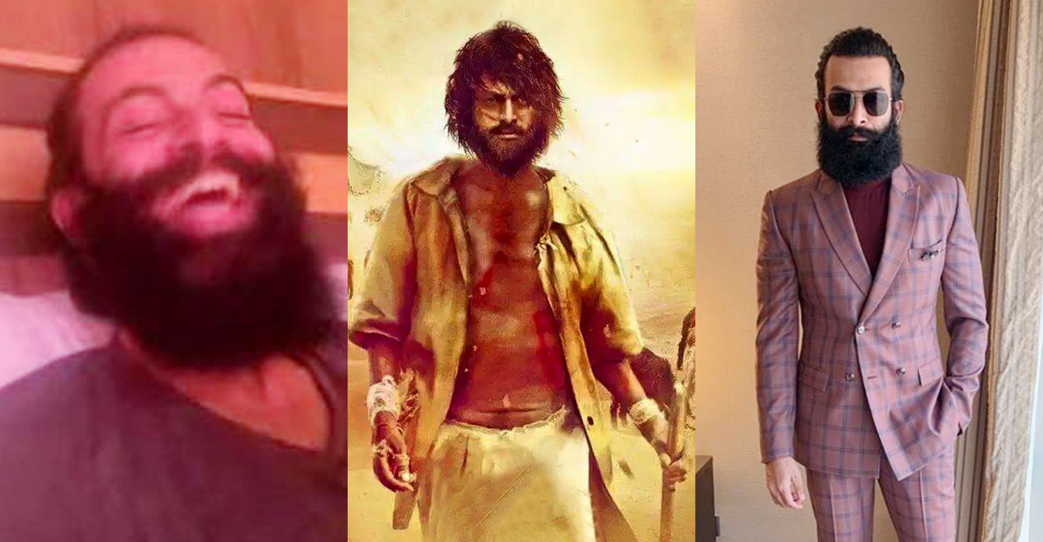 prithviraj sukumaran,Aadujeevitham movie,actor prithviraj sukumaran latest news,Aadujeevitham malayalam film news,malayalam news,mollywood cinema news,Aadujeevitham jordan shooting dates,mollywood film news,prithviraj sukumaran covid 19 Aadujeevitham