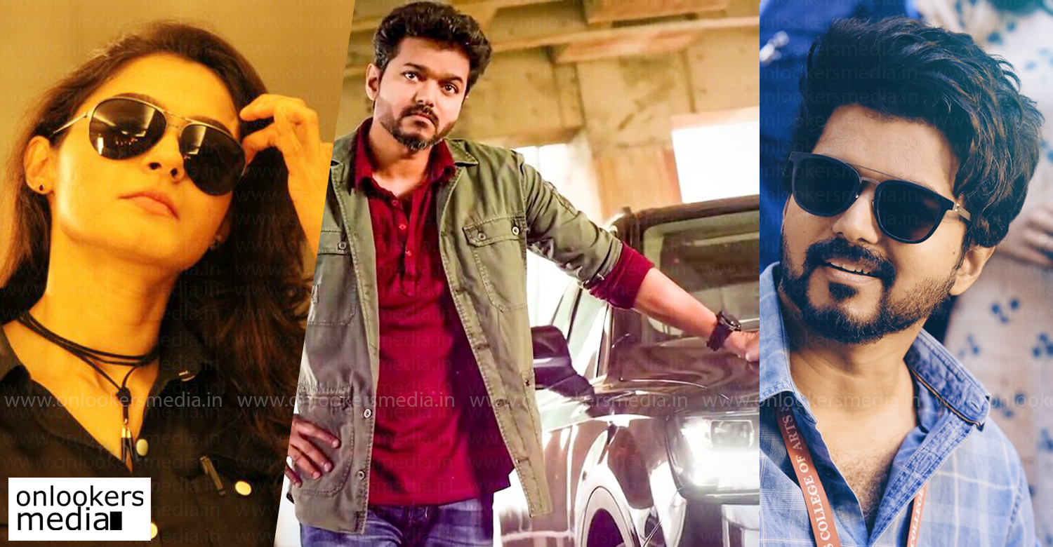 master movie,thalapathy vijay,Andrea Jeremiah,Andrea Jeremiah latest news,Andrea Jeremiah about vijay's master,Andrea Jeremiah about thalapathy vijay,thalapathy vijay film news,latest tamil cinema news,kollywood film news,Andrea Jeremiah master movie,lokesh kanagaraj
