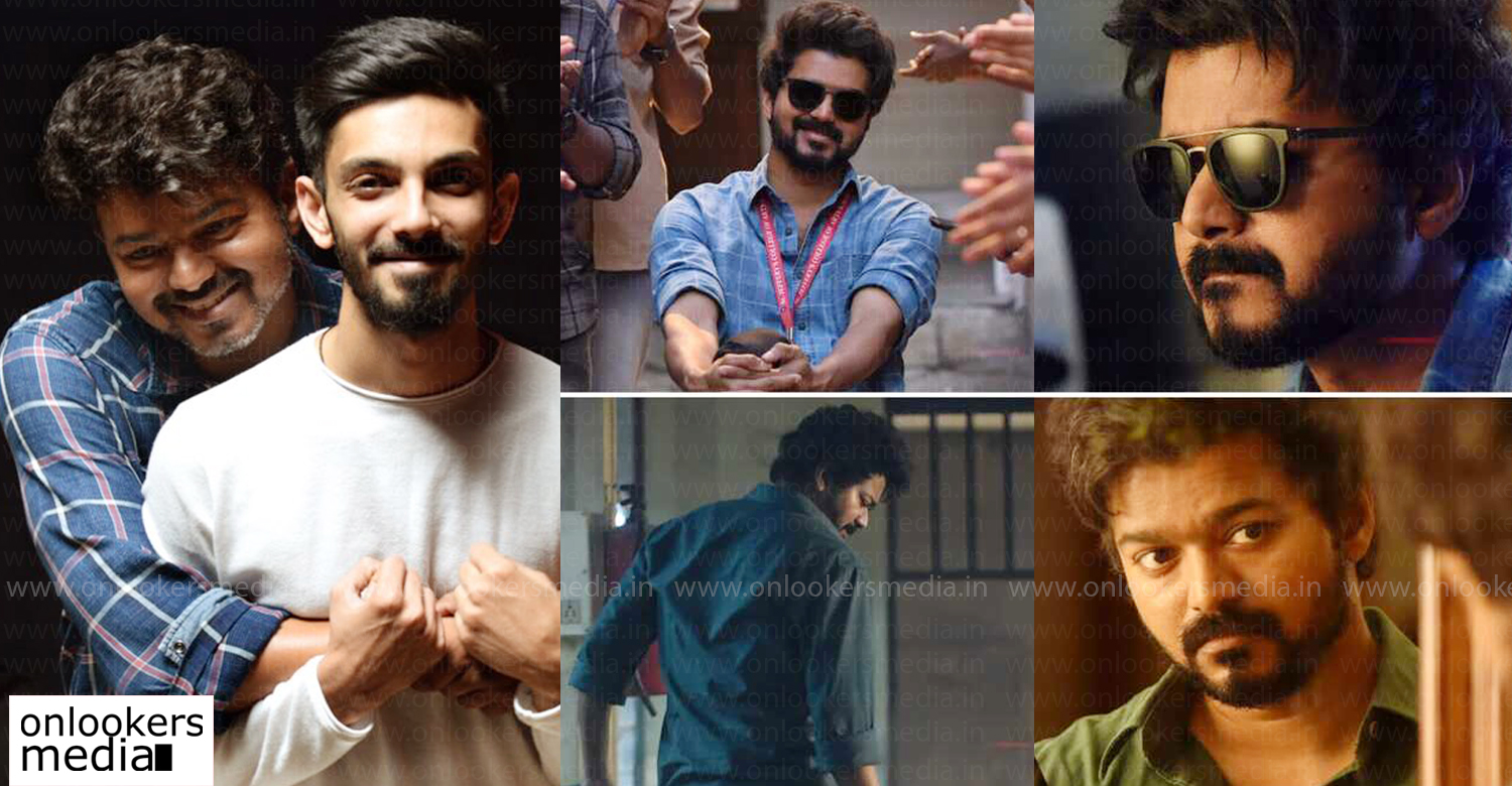 vijay master music director,master movie music director,music director anirudh ravichander,actor vijay master film news,lokesh kanagaraj,vijay sethupathi,anirudh ravichander about master film,master film updates,tamil cinema,kollywood latest film news