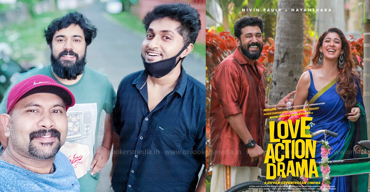 nivin pauly,aju varghese,dhyan sreenivasan,malayalam cinema news,nivin pauly film news,nivin pauly's latest news,aju varghese latest news,dhyan sreenivasan film news,latest mollywood news,malayalam cinema news