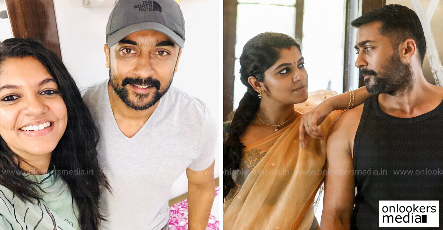 malayali actress Aparna Balamurali,actress Aparna Balamurali,actress Aparna Balamurali about suriya,actor suriya,actor suriya latest news,actress Aparna Balamurali new tamil film,Soorarai Pottru,suriya new film Soorarai Pottru,aparna balamurali suriya Soorarai Pottru,latest tamil film news,kollywood cinema,new tamil cinema