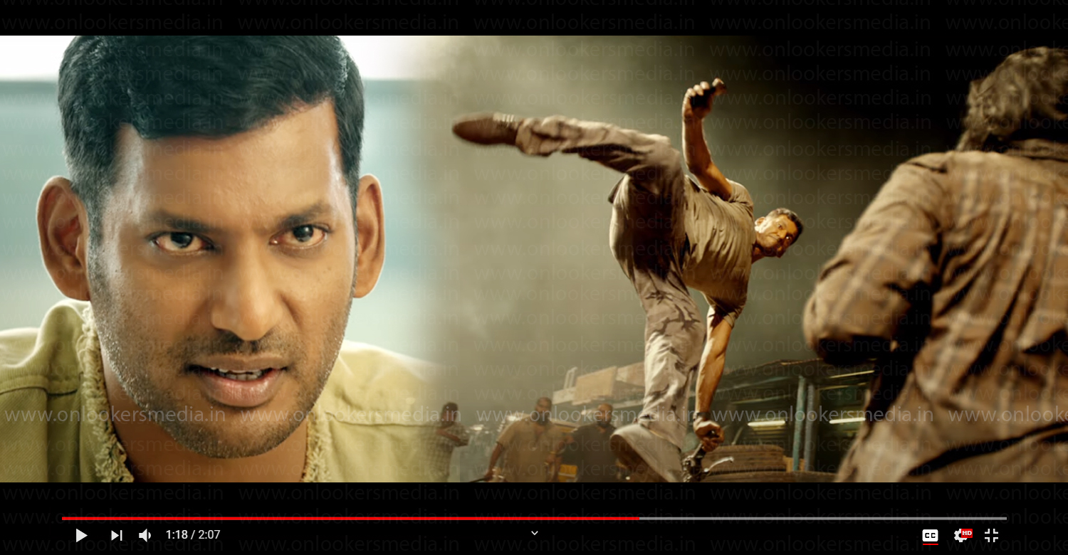 Chakra new tamil cinema,actor vishal,tamil actor vishal new film,actor vishal new movie Chakra,Chakra tamil movie trailer,actor vishal latest news,tamil cinema news,latest kollywood film news