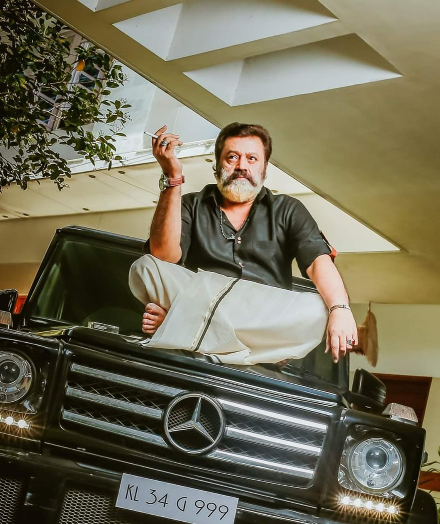 suresh gopi,suresh gopi 250th film,first look poster suresh gopi 250th film,suresh gopi new films,suresh gopi upcoming film 2020,suresh gopi new look images,suresh gopi salt and pepper look,latest malayalam news,malayalam cinema news,latest malayalam entertainment news