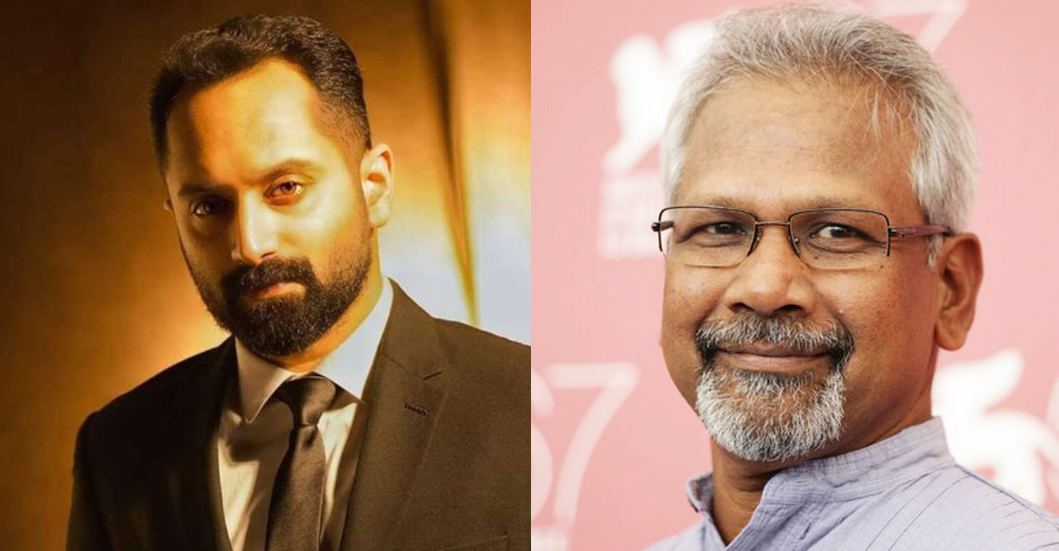 actor fahadh faasil,director mani ratnam,director mani ratnam new web series,malayali actor fahadh faasil latet news,fahadh faasil maniratnam,fahadh faasil in mani ratnam new web series,tamil film news,kollywood film news