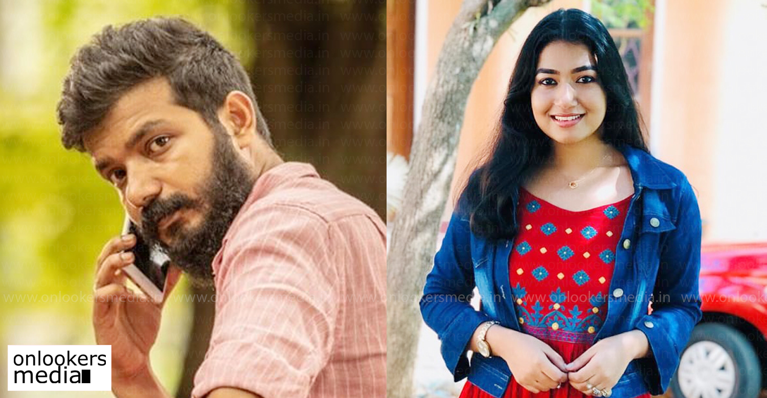 sreenath bhasi,actress grace antony,Simply Soumya,Simply Soumya malayalam movie,kumbalangi nights actress grace antony new film,sreenath bhasi new film,sreenath bhasi movie stills,upcoming malayalam films 2020,mollywood film news,latest malayalam film news,Simply Soumya sreenath bhasi grace antony