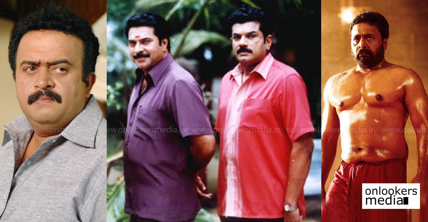 CBI 5,mammootty,k madhu,sn swamy,actor mukesh,sai kumar,actor renji panicker,mammootty cbi 5 actors,mammootty cbi 5 news,latest malayalam film news,renji panicker joins cbi 5,mammootty cbi 5 cast