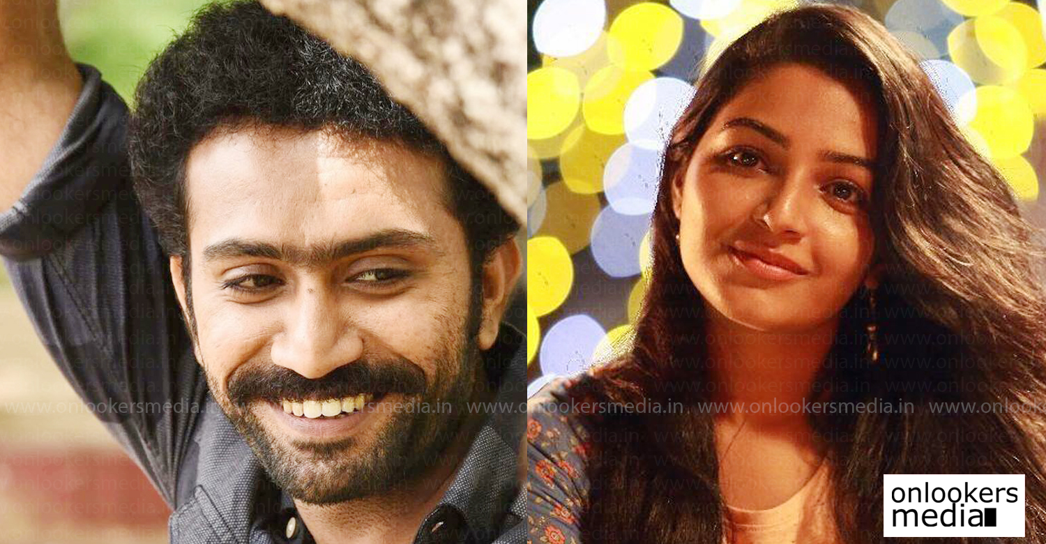 actor shine tom chacko,actress rajisha vijayan,director khalid rahman,actress rajisha vijayan new film,shine tom chacko new film,director khalid rahman new film,malayalam cinema news,mollywood film news