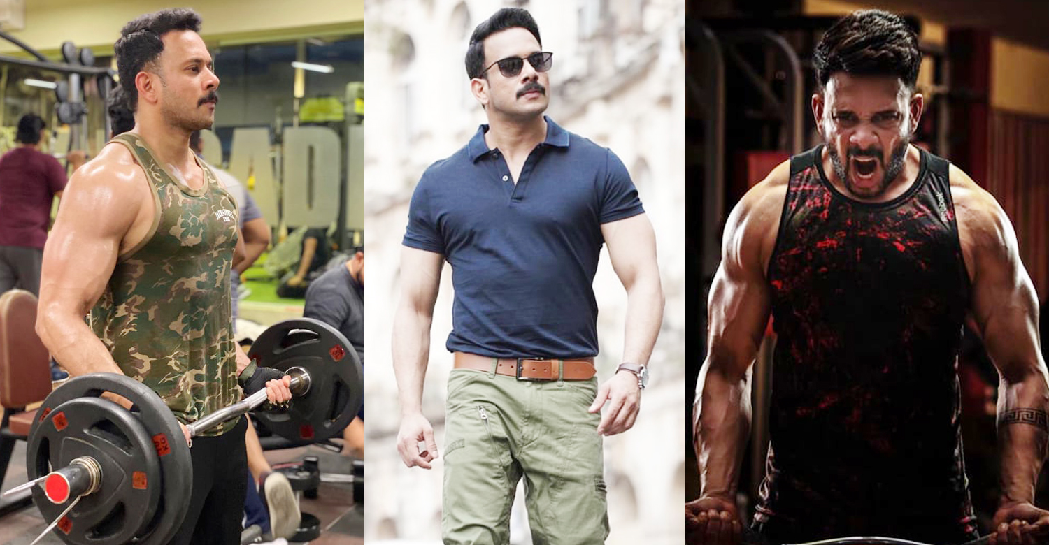 south indian actor bharath gym workout pics,tamil actor bharath gym pics,actor bharath new gym pics,actor bharath latest news,tamil film actor,tamil film news,kollywood actor