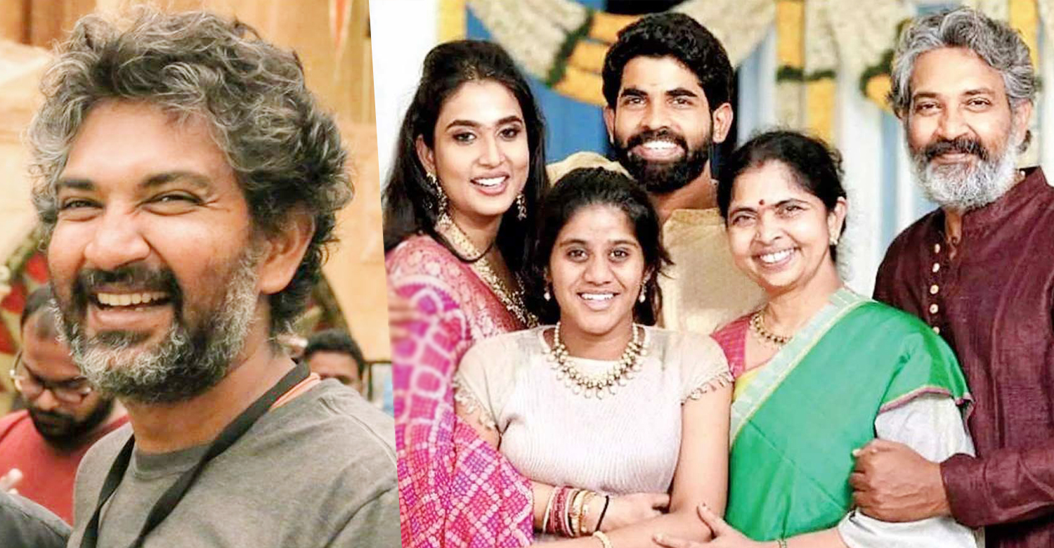 SS Rajamouli,telugu filmmaker SS Rajamouli,telugu film director SS Rajamouli latest news,telugu film director SS Rajamouli family,SS Rajamouli covid 19,covid 19 india updates,corona virus india news,