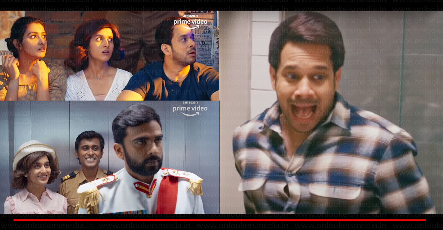 Time Enna Boss,new tamil web series,new tamil web series Time Enna Boss trailer,Bharath, Ashok Selvan, Priya Bhavani Shankar, Alexander Babu Arulanthu, Karunakaran, Robo Shankar,Sanjana Sarathy,Amazon Prime Video,kollywood cinema,kollywood new web series