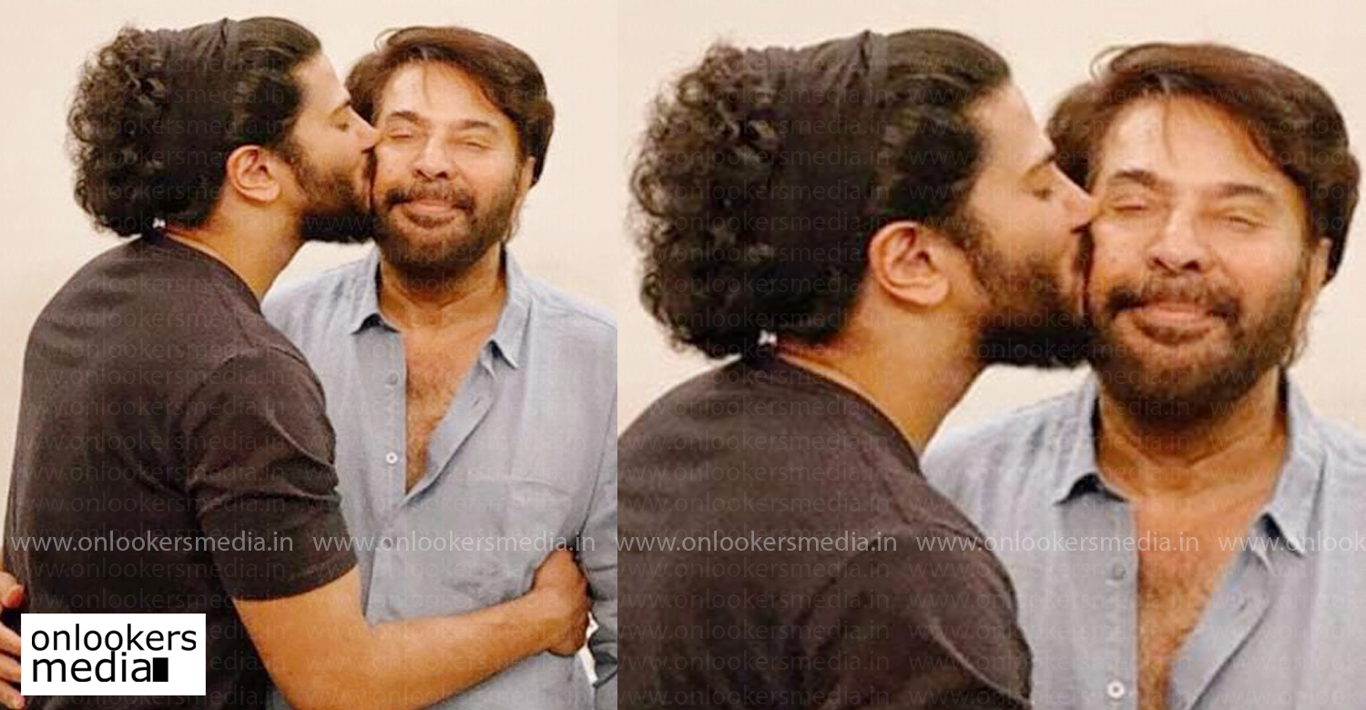 dulquer salmaan,mammootty dulquer salmaan,mammootty 69th birthday,mammootty 2020 birthday,mammootty birthday,dulquer salmaan mammootty latest news,dulquer salmaan with mammootty,dulquer salmaan birthday post to mammootty