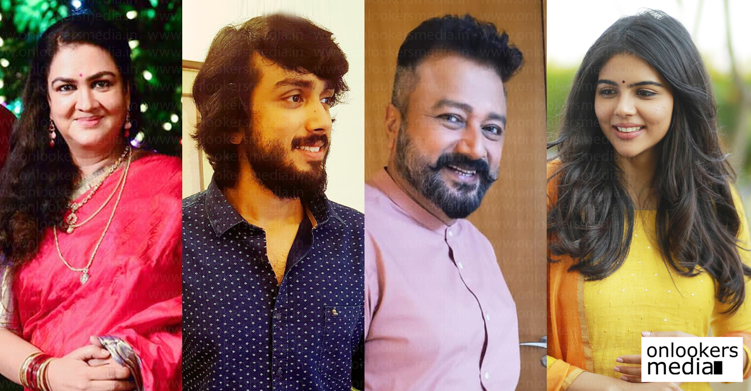 Jayaram, Kalidas, Urvashi,Kalyani Priyadarshan,director Sudha Kongara's upcoming short film Ilamai Idho Idho,kollywood cinema,tamil cinema,latest tamil cinema news