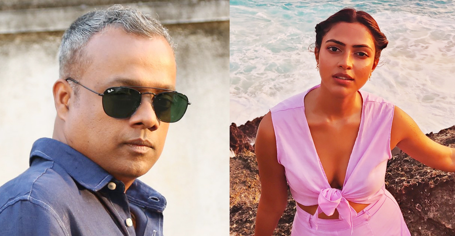 Kutti Love Story,gautham menon,actress amala paul,Kutti Love Story gautham menon upcoming anthology film,gautham menon amala paul,amala paul Kutti Love Story,actress amala paul latest news,tamil film news,kollywood film news,Kutti Love Story movie