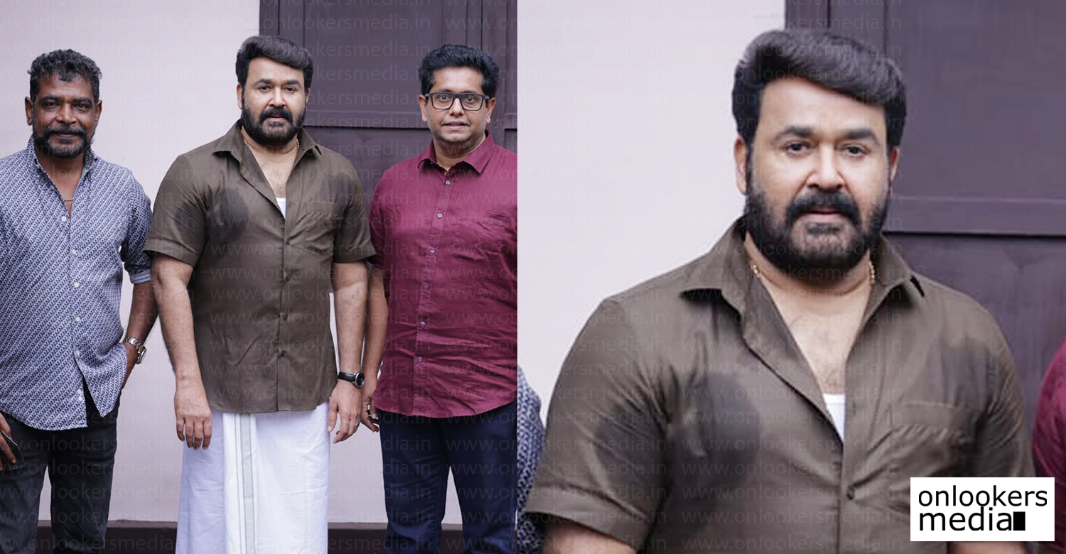 mohanlal joins drishyam 2,mohanlal latest news,mohanlal new look images,mohanlal drishyam 2 look,mohanlal latest photos,mohanlal drishyam 2 images,latest malayalam film news,drishyam 2 updates,jeethu joseph,mohanlal drishyam 2 latest updates