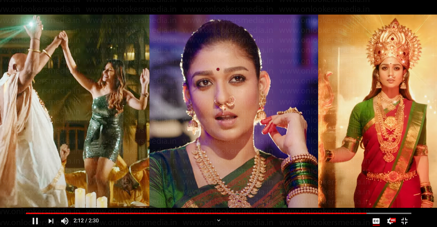 Mookuthi Amman,Mookuthi Amman official trailer,nayanthara,nayanthara new film Mookuthi Amman,nayanthara in Mookuthi Amman,rj balaji,nayanthara latest news,kollywood film news,tamil cinema news,new tamil cinema,nayanthara new cinema