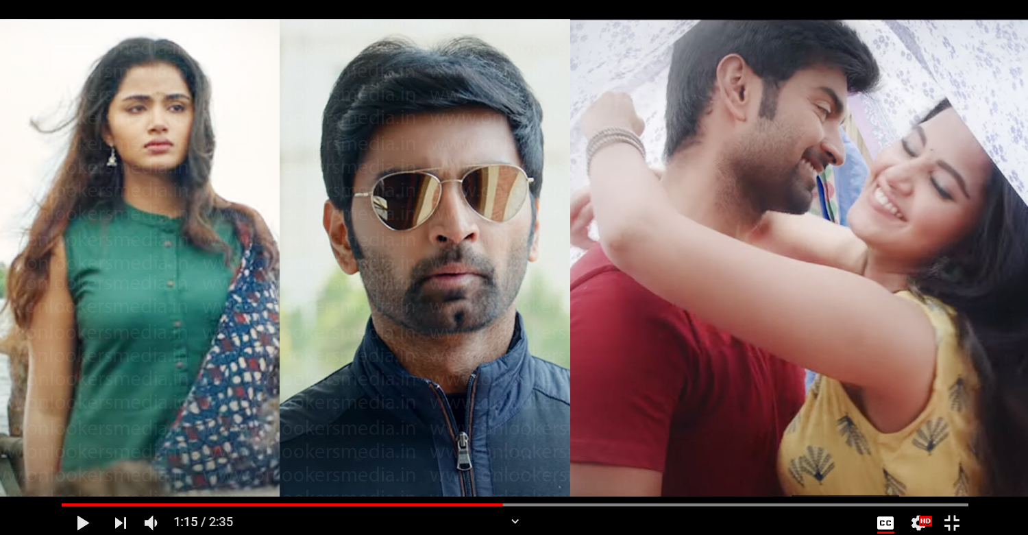 Thalli Pogathey,Thalli Pogathey tamil film,Thalli Pogathey trailer,Thalli Pogathey new tamil cinema,Atharvaa, Anupama Parameswaran,Anupama Parameswaran new tamil cinema,atharvaa new tamil cinema,new romantic tamil cinema,new love story tamil cinema