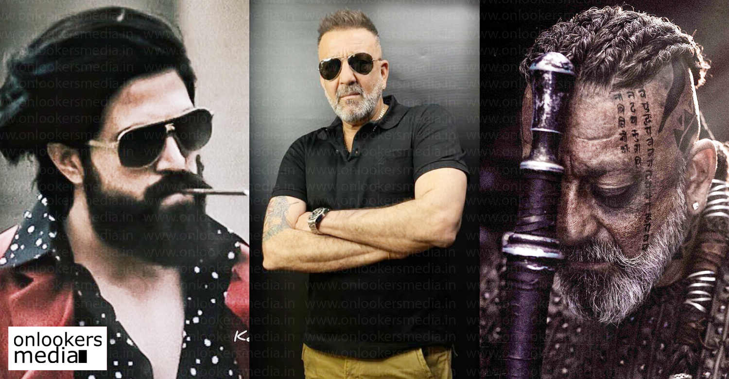 sanjay dutt,kgf chapter 2 updates,kgf 2 updates,kgf 2,yash,sanjay dutt latest news,sanjay dutt joins kgf 2 set,cinema news