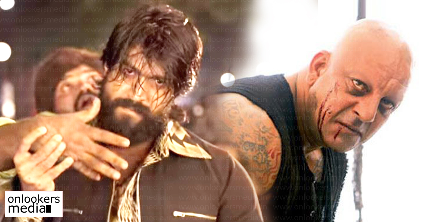 KGF 2,kgf chapter 2,rocking star yash,actor yash,KGF 2 updates,KGF 2 latest updates,KGF 2 yash sanjay dutt,sanjay dutt,KGF 2 resume shooting,KGF 2 shooting,Prashanth Neel
