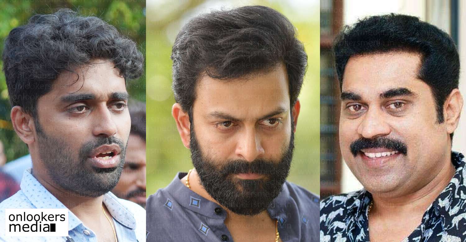 prithviraj latest news,actor prithviraj covid positive,covid 19 kerala updates,malayalam cinema news,malayalam cinema updates,jana gana mana movie,director Dijo Jose Antony,suraj venjaramoodu