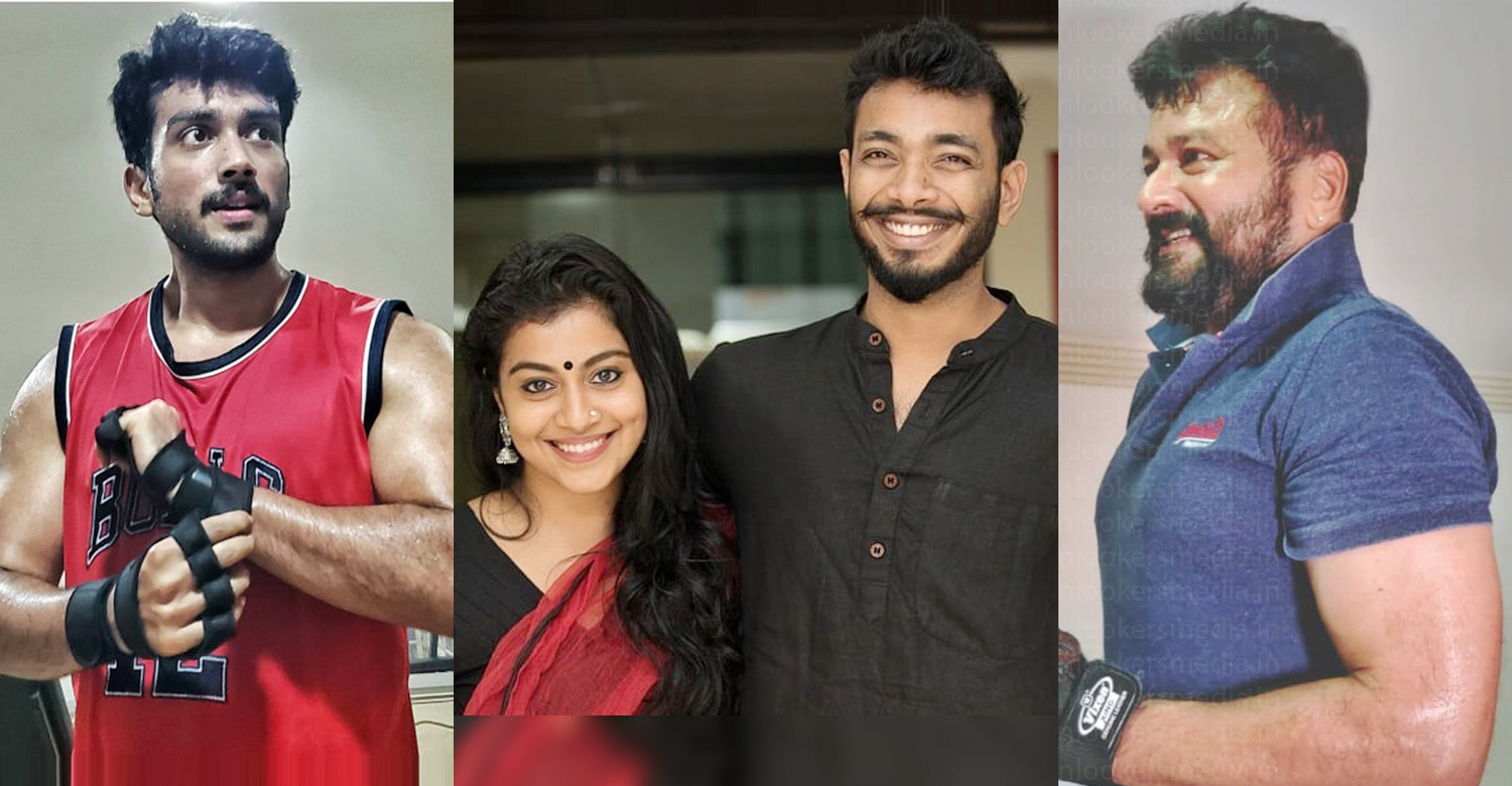 Putham Pudhu Kaalai,Malayali actress Shruthi Ramachandran,Shruthi Ramachandran and husband Francis Thomas,jayaram,kalidas jayaram,Ilamai Idho Idho,Ilamai Idho Idho tamil anthology movie,sudha kongara Ilamai Idho Idho movie script writer,actress Shruthi Ramachandran and husband,actress Shruthi Ramachandran