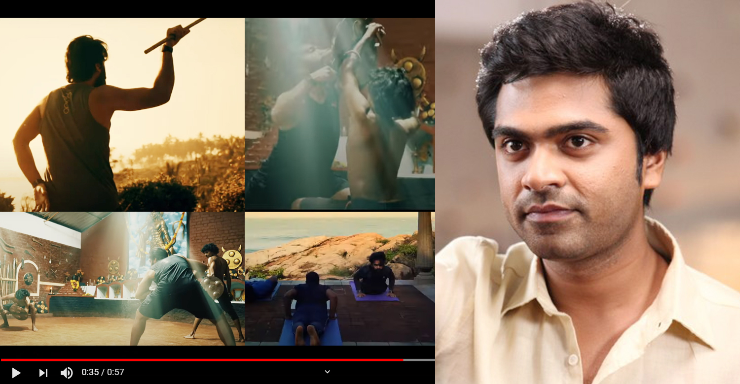 actor simbu,actor simbu new physical transformation video,Maanaadu,simbu physical transformation,simbu upcoming film Maanaadu,kollywood cinema,tamil cinema news