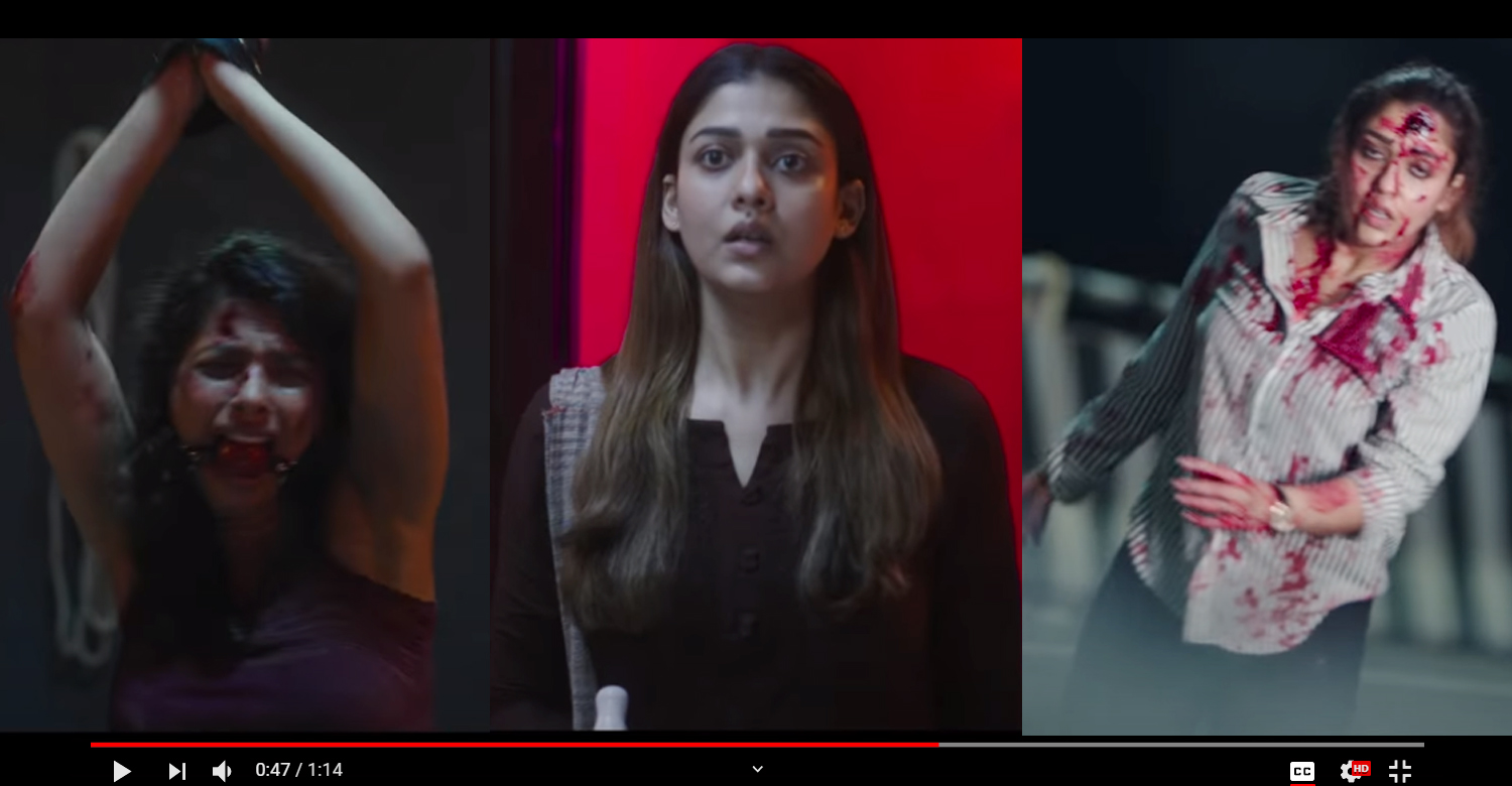 Netrikann,actress nayanthara,nayanthara new film Netrikann,nayanthara in Netrikann,nayanthara film Netrikann,Netrikann tamil movie,kollywood film news,tamil cinema updates