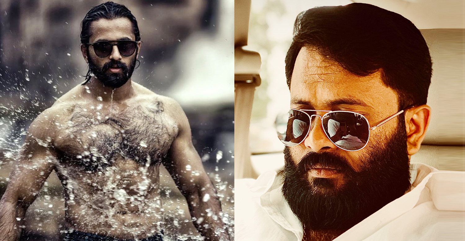 Meppadiyaan movie,actor aju varghese,aju varghese in new movie Meppadiyaan,actor aju varghese latest look,aju varghese new look image,aju varghese latest image,unni mukundan,aju varghese Meppadiyaan movie