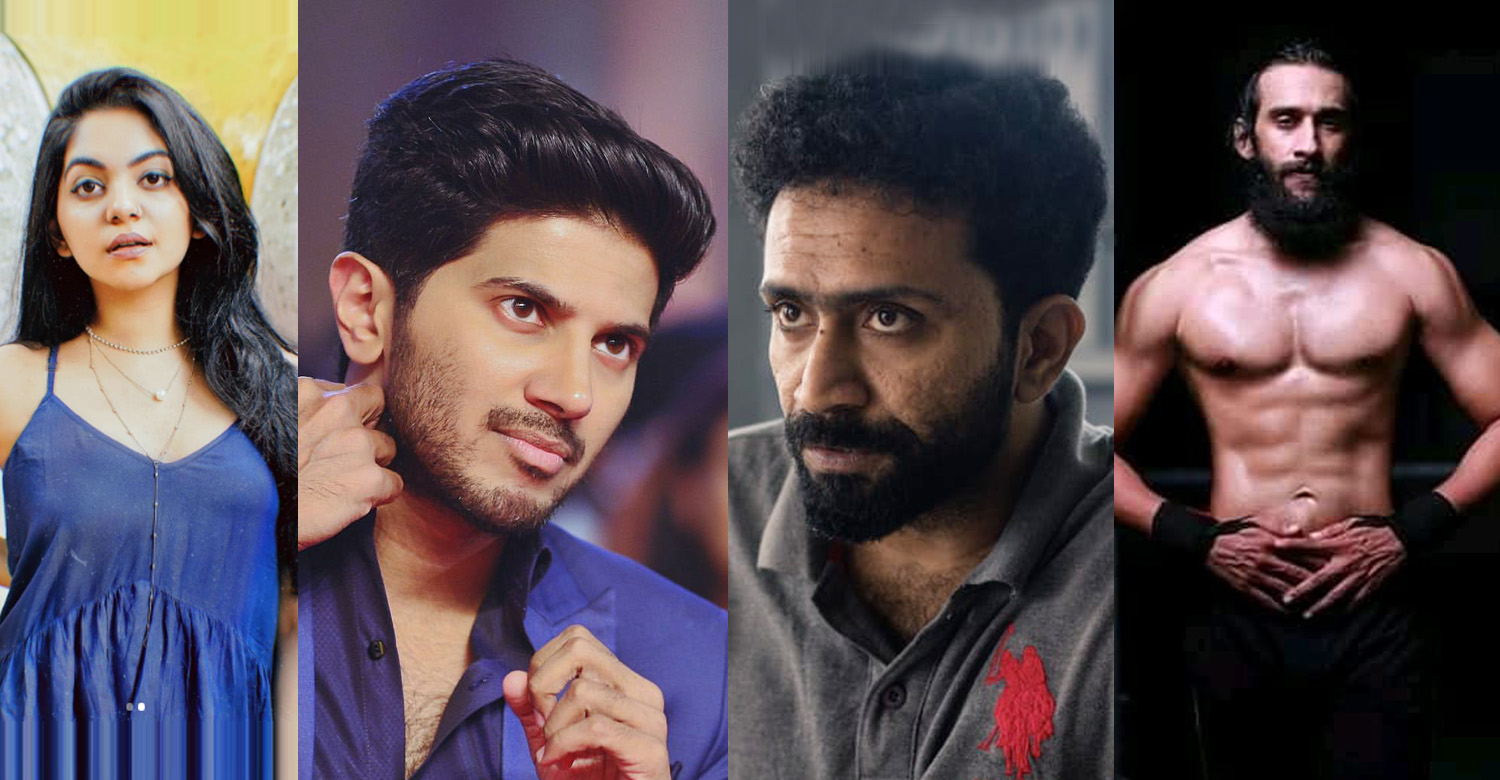 dulquer salmaan production house,wayfarer films producing nw film,dulquer salmaan producing new film,shine tom chacko,ahaana krishna,queen fame dhruvan,director Prasobh Vijayan