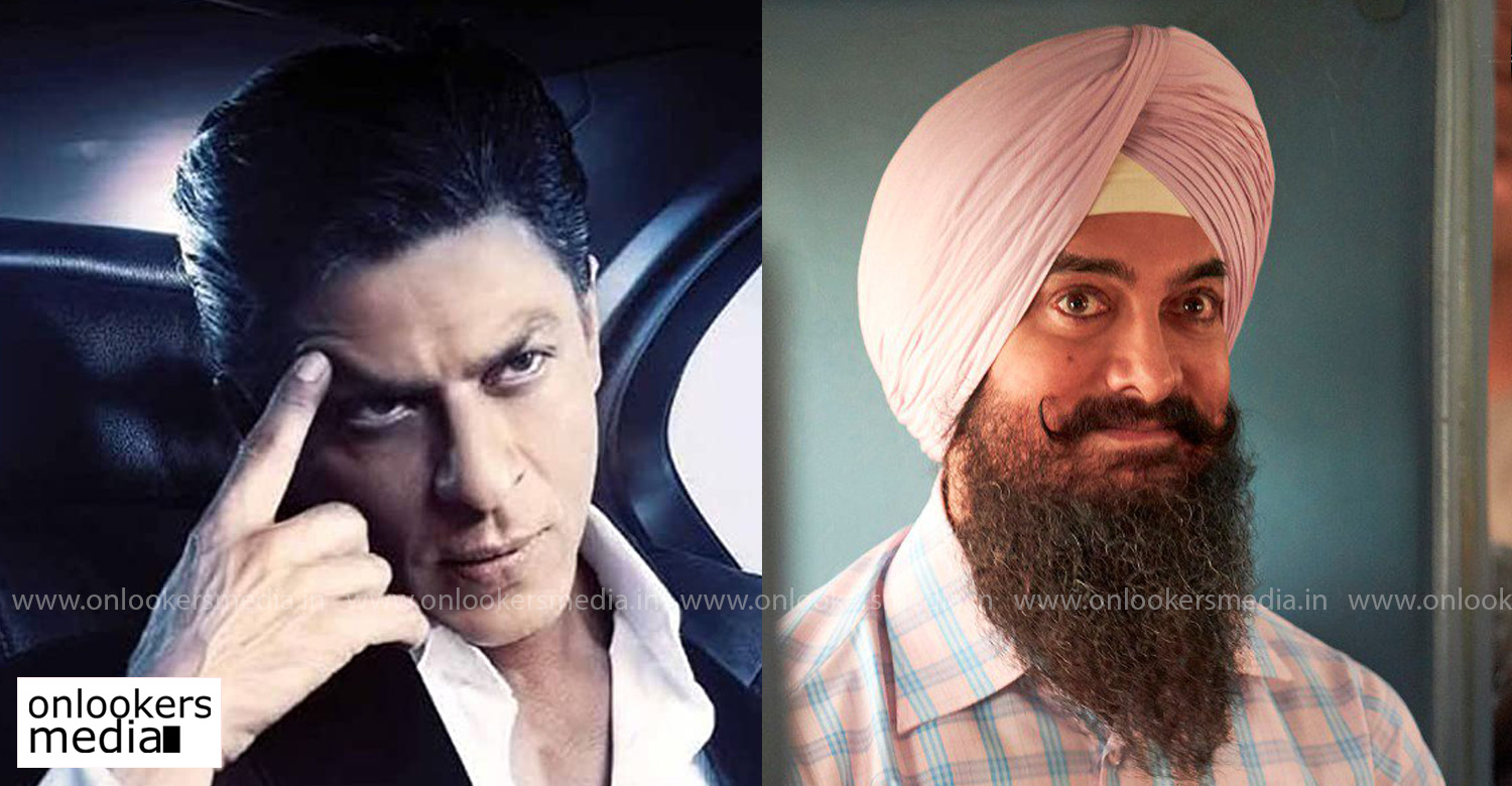 Lal Singh Chaddha,Lal Singh Chaddha latest updates,bollywood latest film news,latest hindi film news,bollywood cinema,shah rukh khan,aamir khan,shah rukh khan latest news,shah rukh khan in aamir khan's Lal Singh Chaddha,Lal Singh Chaddha aamir khan movie updates