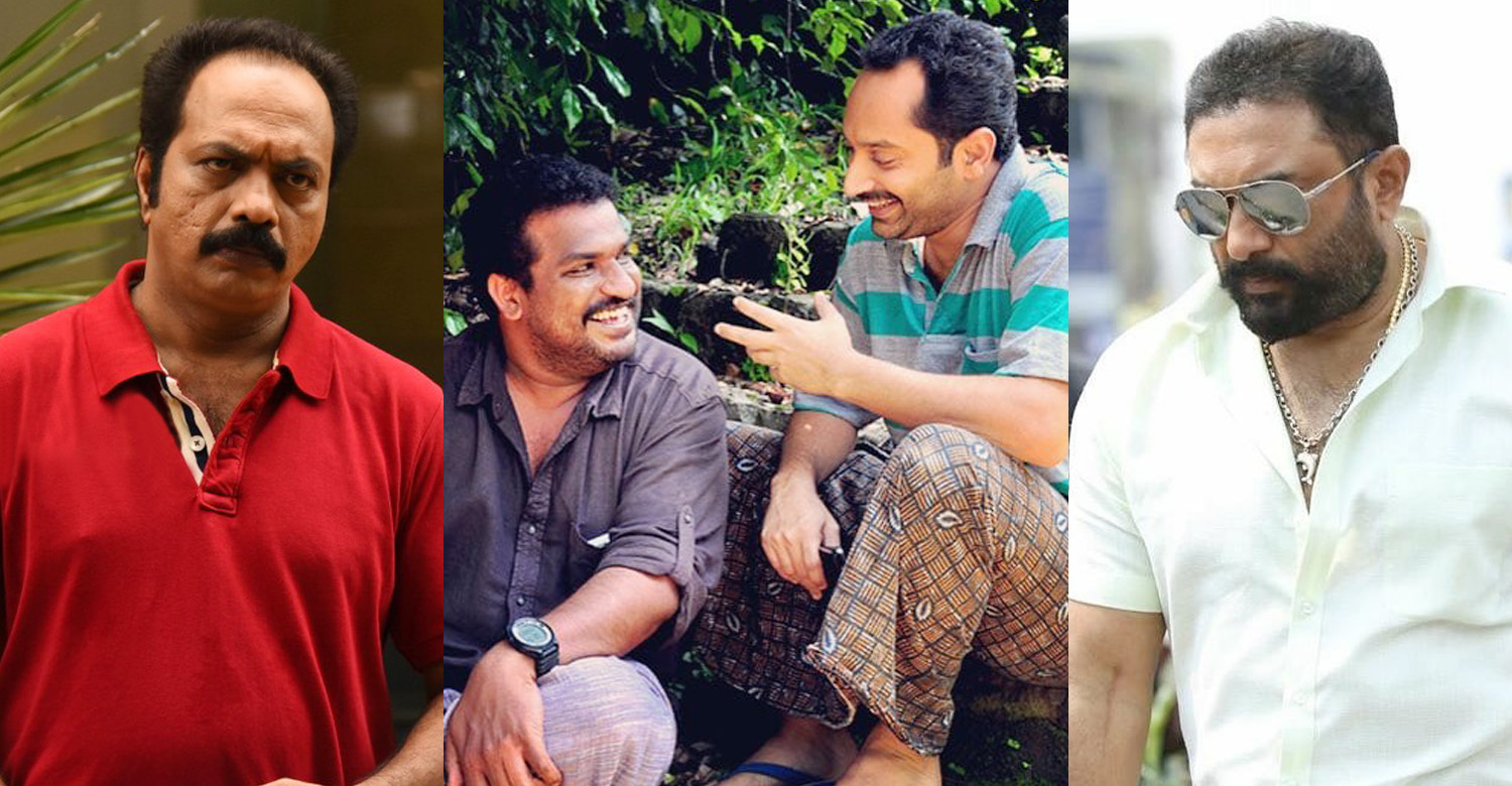 Dileesh Pothan Fahahdh Faasil film joji,dileesh pothan fahadh faasil syam pushkaran new film,dileesh pothan fahadh faasil new film joji cast,fahadh faasil new film joji cast,shammy thilakan,baburaj,shammi thilakan latest news,shammy thilakan new film,actor baburaj new film