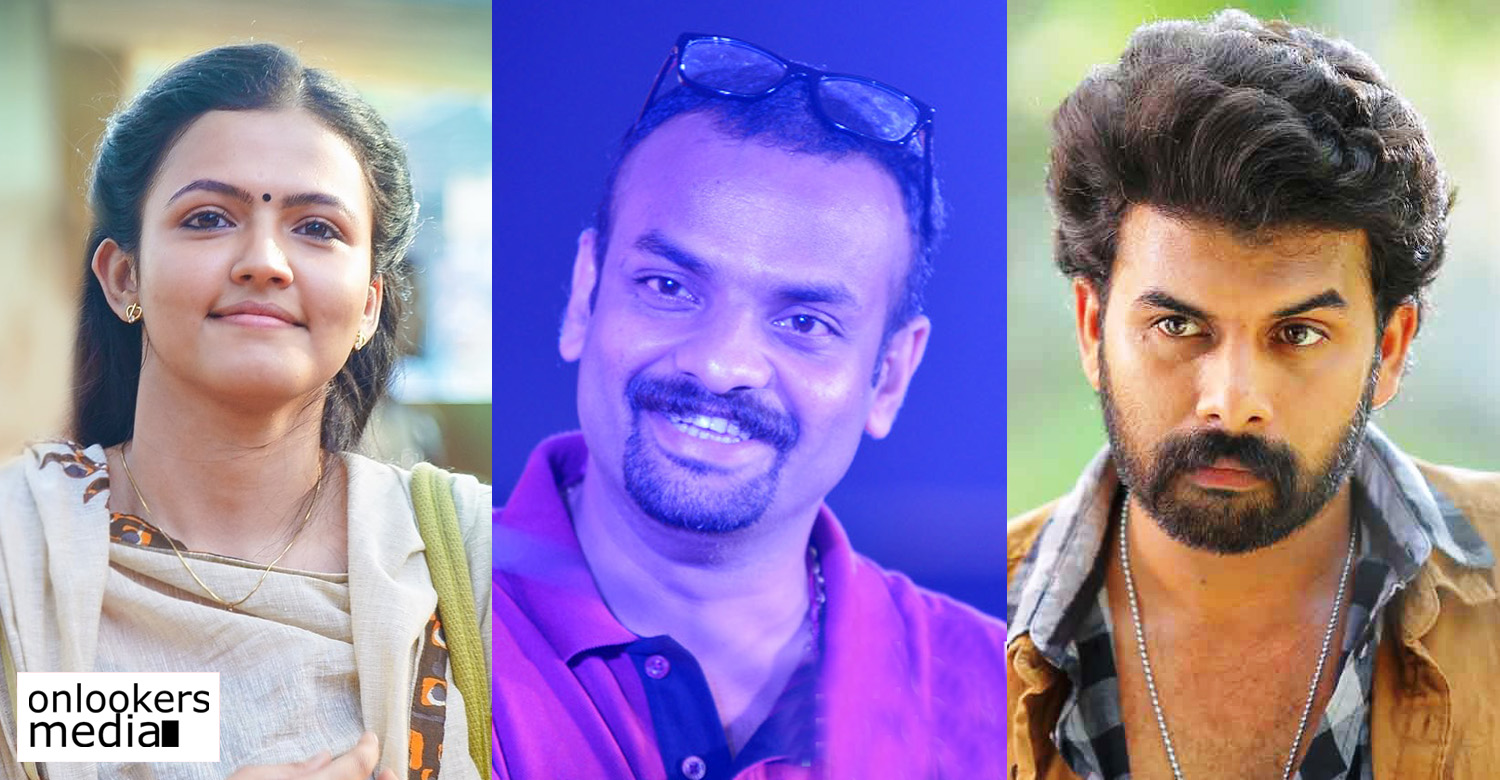 director rs vimal,director rs vimal's next projects,rs vimal next film,sunny wayne,sunny wayne new malayalam cinema,sunny wayne new malayalam projects,actress aparna das,sunny wayne aparna das rs vimal movie