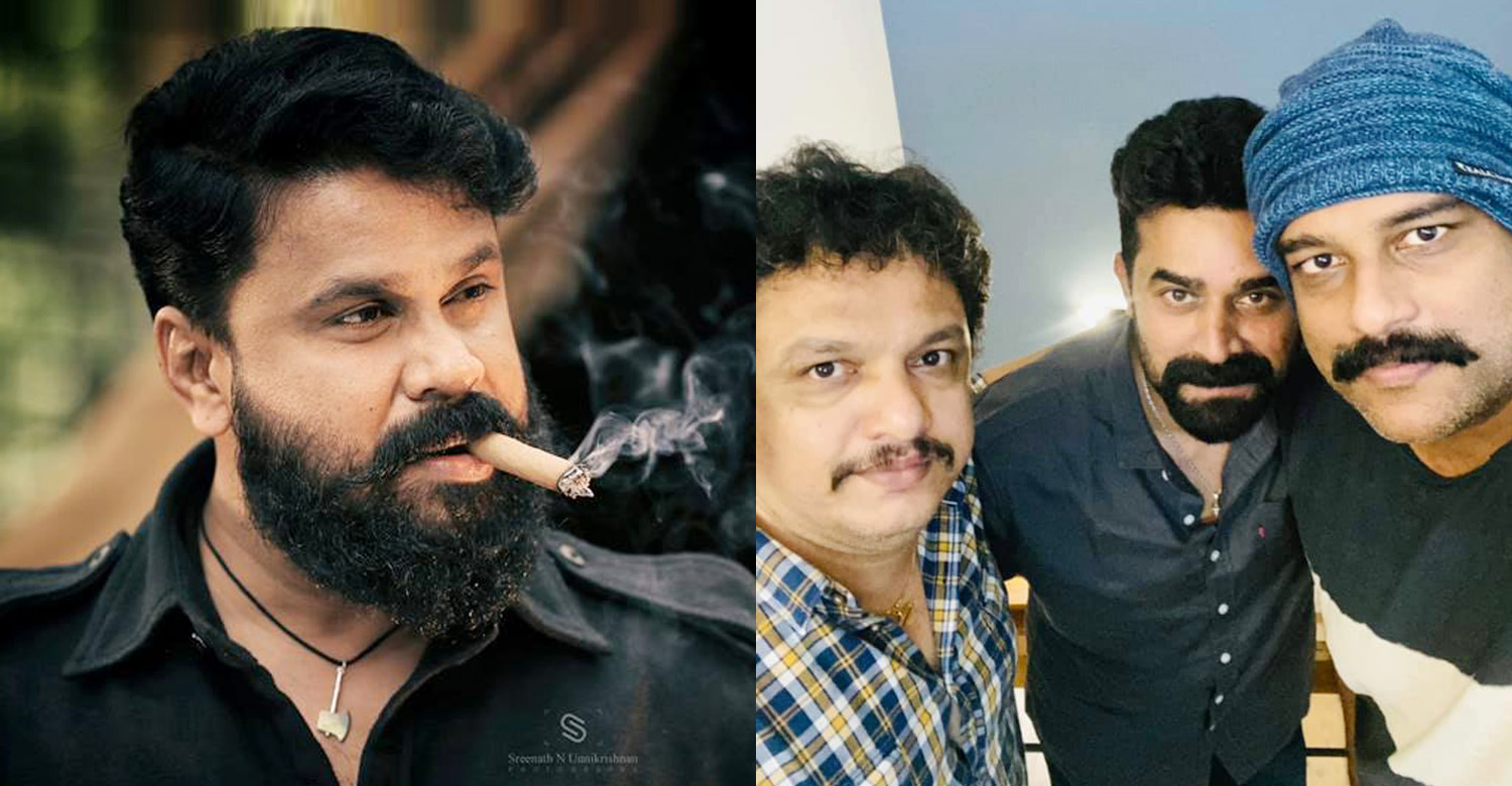 actor producer Vijay Babu, Kammarasambhavam director rathish ambat,murali gopy, Kammarasambhavam combo murali gopy rathish ambat new film,vijay babu producing new film,latest malayalam film news,new mollywood film news