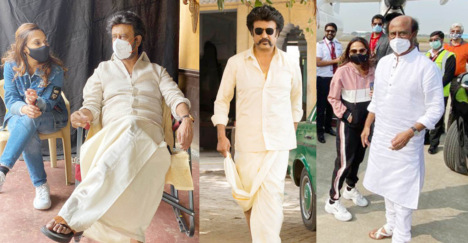 Annaatthe updates,superstar rajinikanth latest news,rajinikanth resumes Annaatthe shooting,rajinikanth Annaatthe movie location,latest tamil cinema news