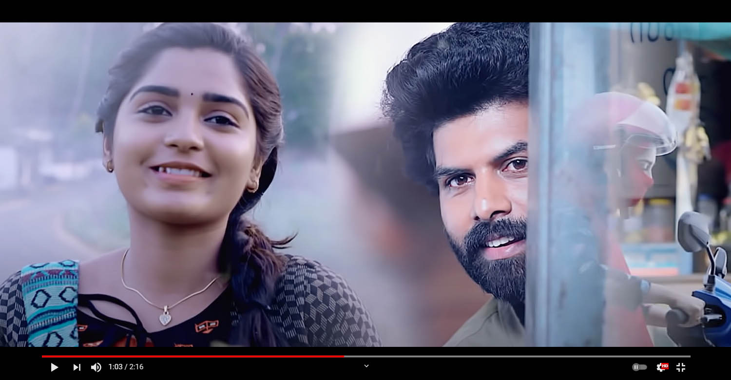Anugraheethan Antony movie song,Anugraheethan Antony malayalam film song,new malayalam romantic song,latest malayalam film song,Anugraheethan Antony neeye marayukayaano song,sunny wayne,sunny wayne new film song,Gouri Kishan
